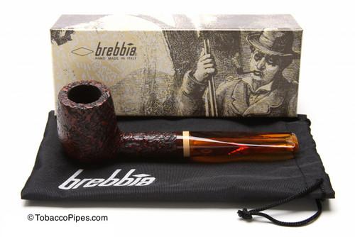Brebbia Ninja Sabbiata 1001 Tobacco Pipe Kit