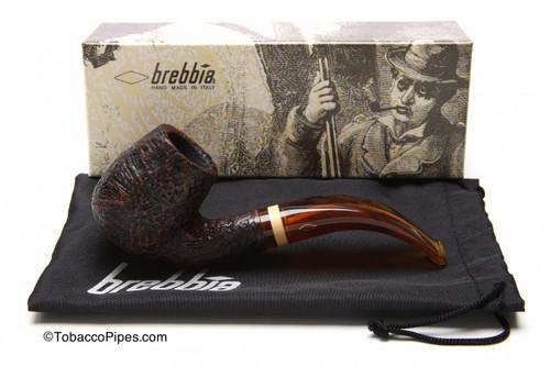 Brebbia Ninja Sabbiata 6002 Tobacco Pipe Kit