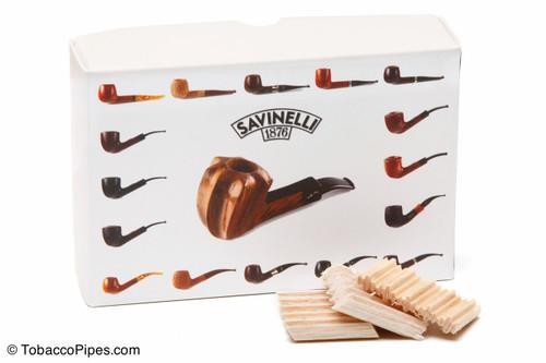Savinelli 9mm Balsa Filters - 200 count