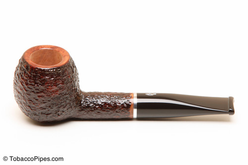 Savinelli Pocket Brownblast 202 Tobacco Pipe Left Side