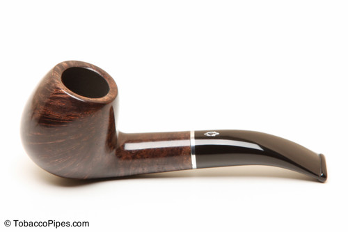 Savinelli Pocket Smooth 626 Tobacco Pipe Left Side