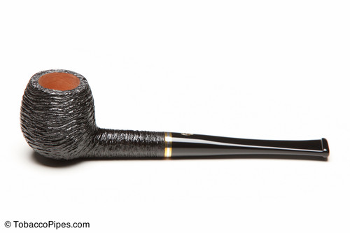 Savinelli Petite Rustic 202 Tobacco Pipe Left Side