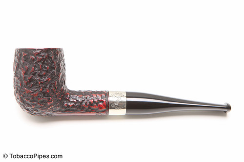 Peterson Donegal Rocky 6 Tobacco Pipe Fishtail Left Side