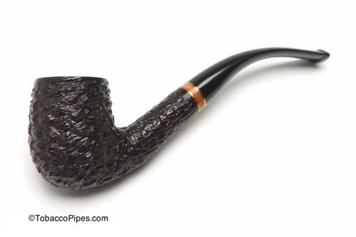 Savinelli Porto Cervo Rustic 606 Tobacco Pipe Left Side