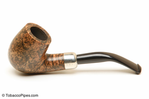 Peterson Irish Made Army 69 Fishtail Tobacco Pipe Left Side