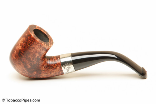 Peterson Aran 338 Tobacco Pipe PLIP Left Side