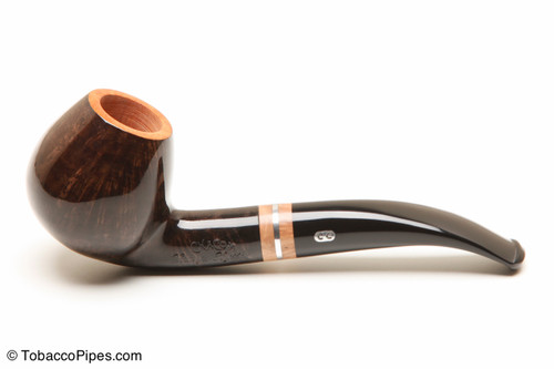 Chacom Champs Elysees 425 Smooth Tobacco Pipe Left Side