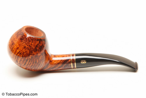 Chacom Club 871 Smooth Tobacco Pipe Left Side