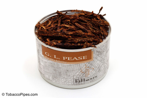 G. L. Pease Fillmore 2oz Pipe Tobacco Open