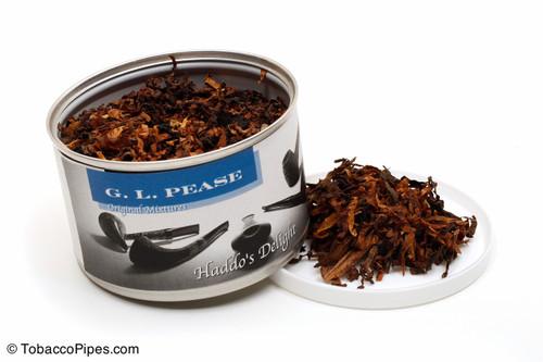 G. L. Pease Haddo's Delight 2oz Pipe Tobacco Open