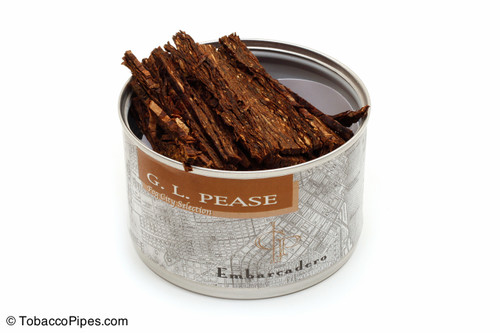 G. L. Pease Embarcadero 2oz Pipe Tobacco Open