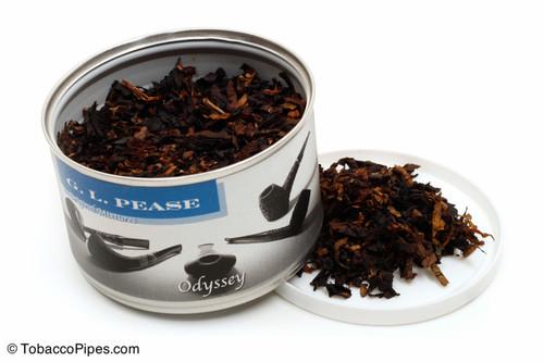 G. L. Pease Odyssey 2oz Pipe Tobacco Open