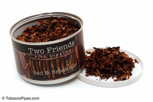 Two Friends Bed & Breakfast 2oz Pipe Tobacco Open