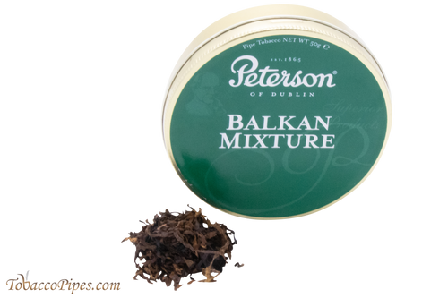 Peterson Balkan Mixture Pipe Tobacco