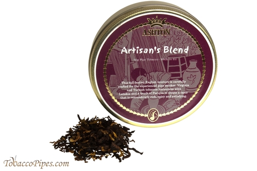 Ashton Artisan's Blend Pipe Tobacco