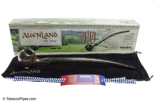 Vauen Auenland Gilg Smooth Churchwarden Tobacco Pipe