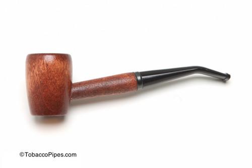 Missouri Meerschaum Ozark Mountain Hardwood Tobacco Pipe Bent Left Side