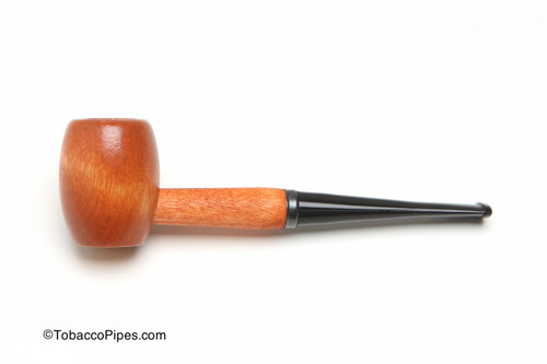 Missouri Meerschaum Ozark Mountain Hardwood Tobacco Pipe Straight Left Side