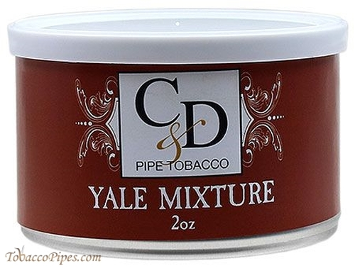 Cornell & Diehl Yale Mixture Pipe Tobacco 2 oz.