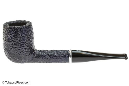 Savinelli Arcobaleno 111 Blue Tobacco Pipe - Rustic Left Side