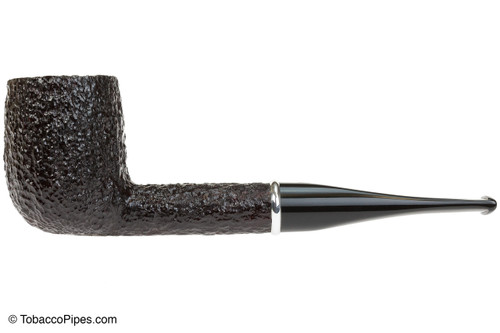 Savinelli Arcobaleno 111 Brown Tobacco Pipe - Rustic Left Side
