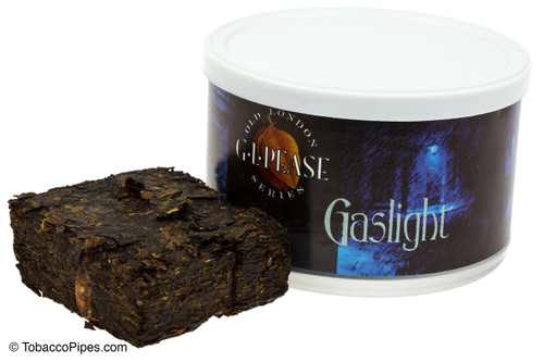 G L Pease Gaslight Pipe Tobacco Tin