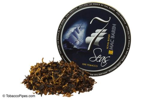 Mac Baren Seven Seas Royal Blend Pipe Tobacco - 3.5 oz