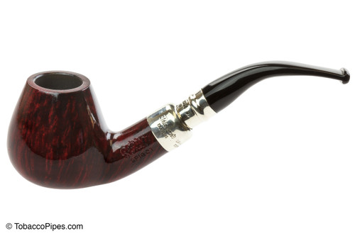 Peterson Spigot Red B11 Tobacco Pipe - Fishtail Left Side