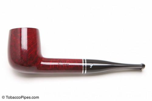 Peterson Killarney 106 Red Tobacco Pipe Fishtail Left Side