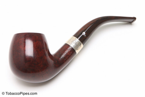 Peterson Harp 68 Tobacco Pipe Fishtail Left Side