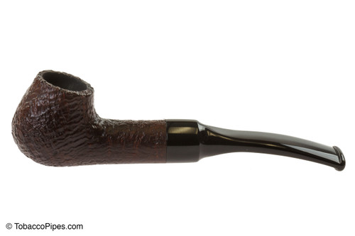 Vauen Minni M4 Tobacco Pipe - Sandblast Left Side