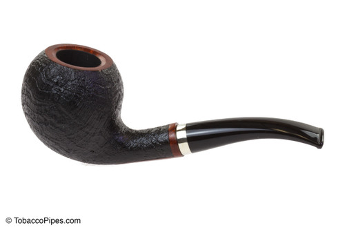 Vauen York 4577 Tobacco Pipe - Combination Finish Left Side