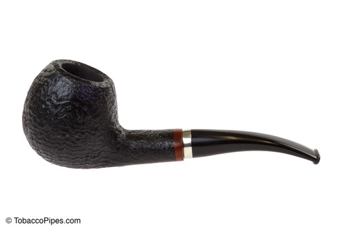 Vauen York 4532 Tobacco Pipe - Sandblast Left Side