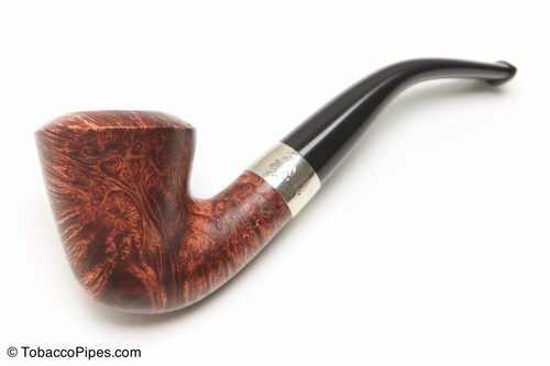 Peterson Aran B10 Tobacco Pipe Fishtail Left Side