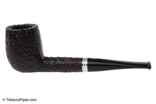 Savinelli Bianca 111 Tobacco Pipe - Rusticated Left Side