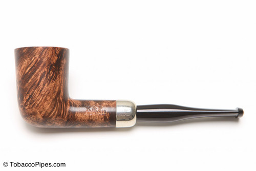 Peterson Irishmade Army 120 Fishtail Tobacco Pipe Left Side