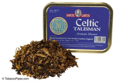 Samuel Gawith Celtic Talisman Pipe Tobacco Tin - 50g