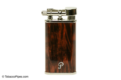 Peterson Pipe Lighter - Brown Front