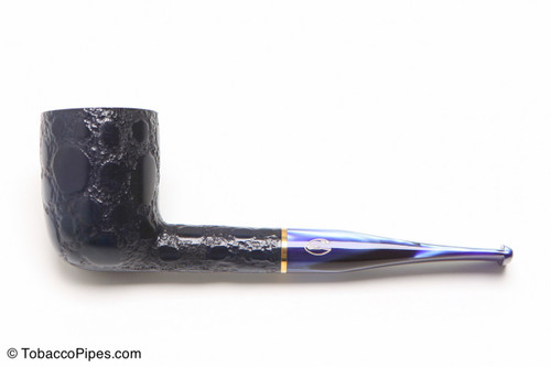 Savinelli Alligator Blue 412B Tobacco Pipe Left Side