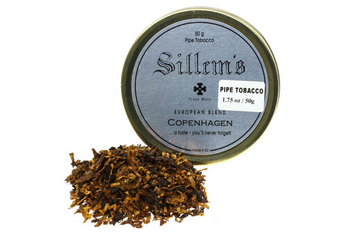 Sillem's Copenhagen Pipe Tobacco Tin - 50g