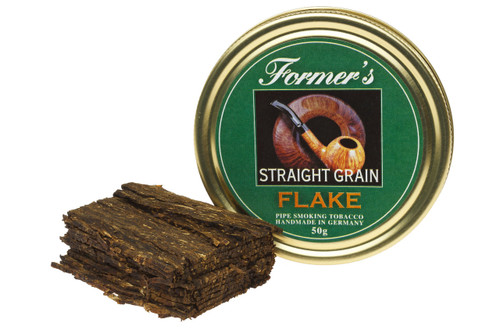 Former's Straight Grain Flake Pipe Tobacco Tin - 50g