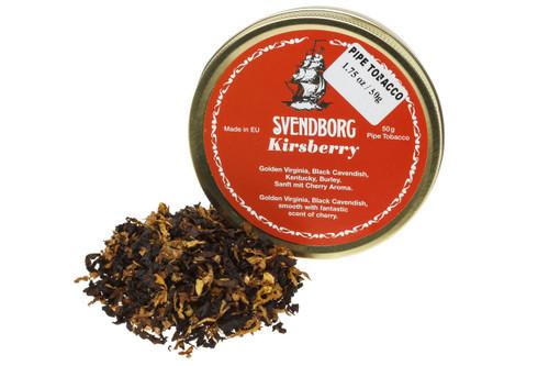 Svendborg Kirsberry Pipe Tobacco - 50g