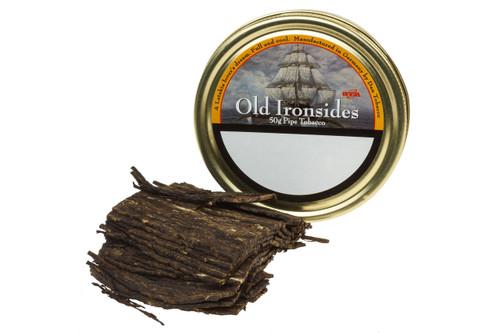 Dan Tobacco Old Ironsides Pipe Tobacco - 50g