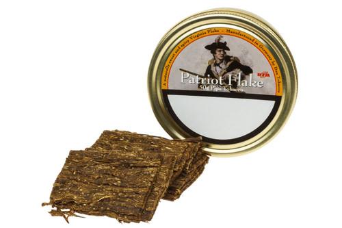 Dan Tobacco Patriot Flake Pipe Tobacco - 50g
