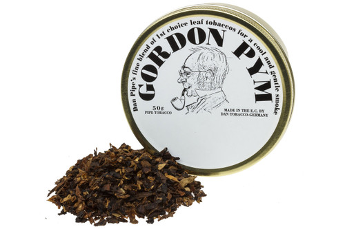 Dan Tobacco Gordon Pym Pipe Tobacco - 50g