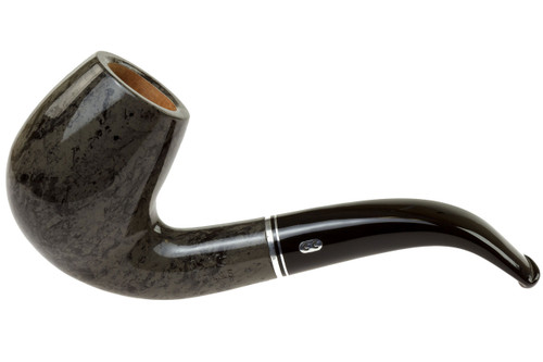Chacom Atlas Grey 851 Tobacco Pipe Left Side