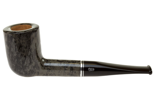 Chacom Atlas Grey PA90 Tobacco Pipe Left Side