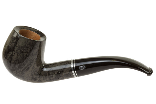 Chacom Atlas Grey 268 Tobacco Pipe Left Side