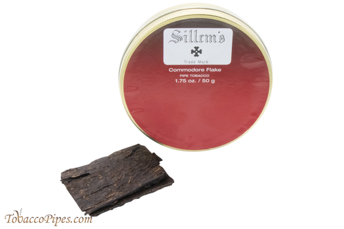 Sillem's Commodore Flake Pipe Tobacco
