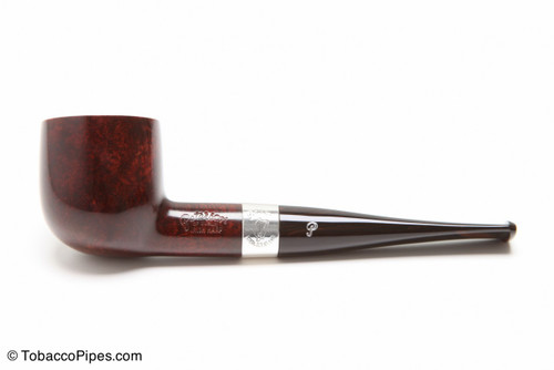 Peterson Harp 606 Tobacco Pipe Fishtail Left Side